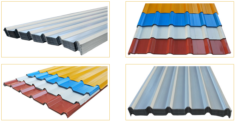 Most common metal roofing materials atreal way for Most expensive roof material